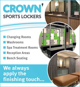 Crown Sports Lockers